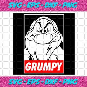 Grumpy Disney Trending Svg TD131020207